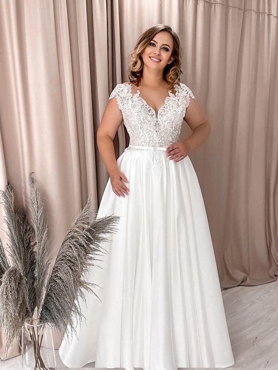 Свадебное платье Гучи Веддинг 1436