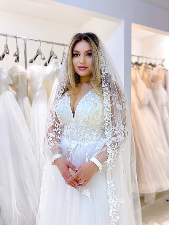 Свадебное платье Челси Бридал 1406