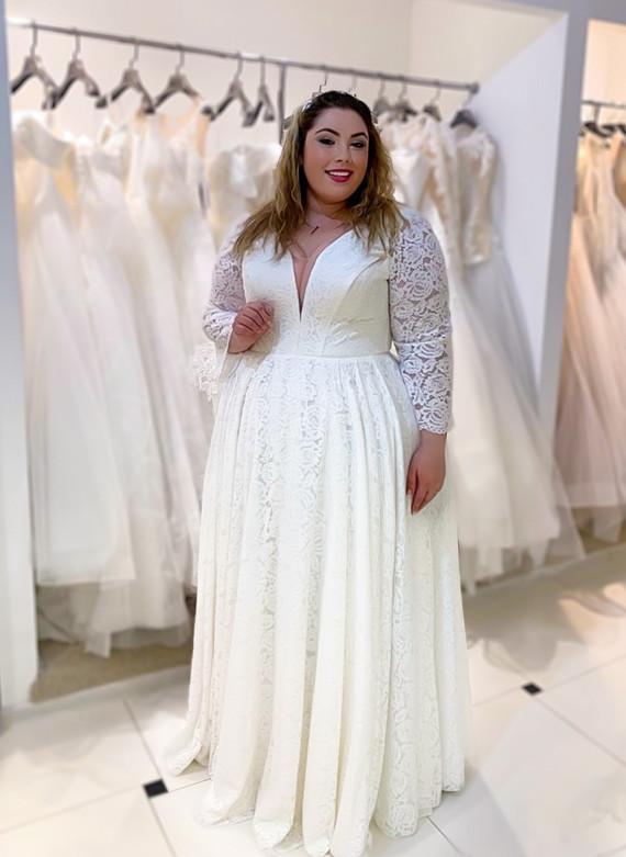 Свадебное платье Инесса споса 1412