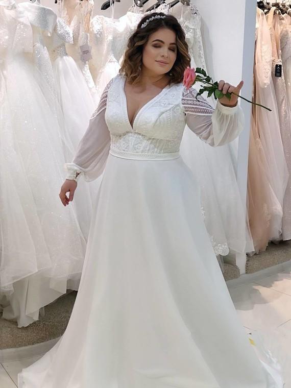 Свадебное платье Челси бридал 1551