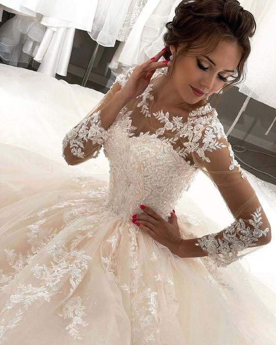Свадебное платье Мариолла 1257