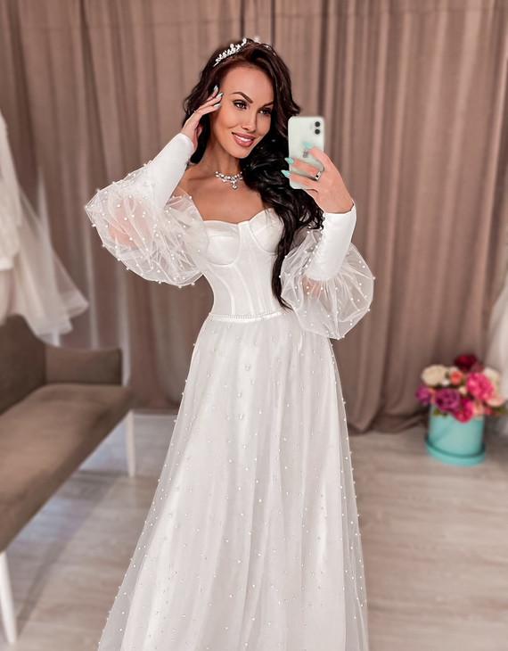 Свадебное платье Одета Веддинг 1361