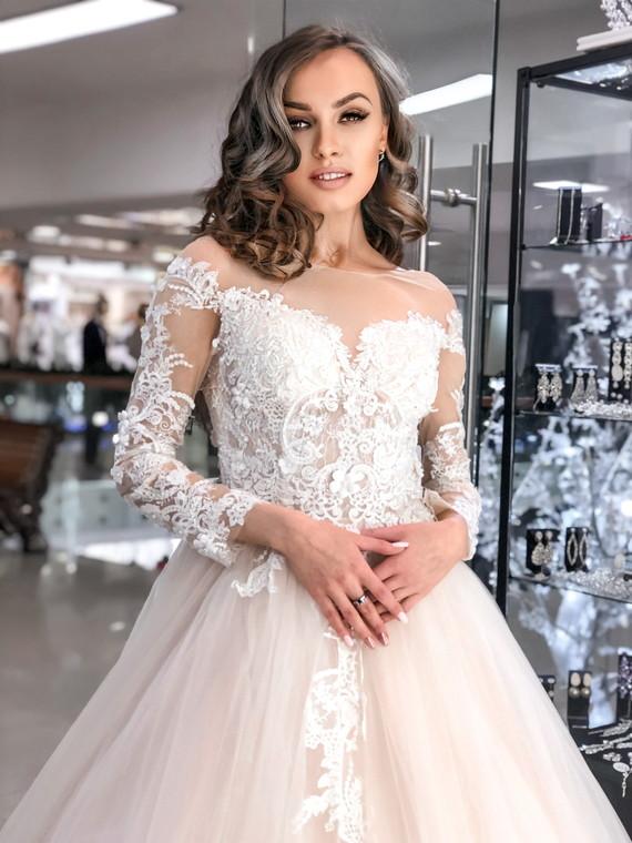 Свадебное платье Мариолла 1328