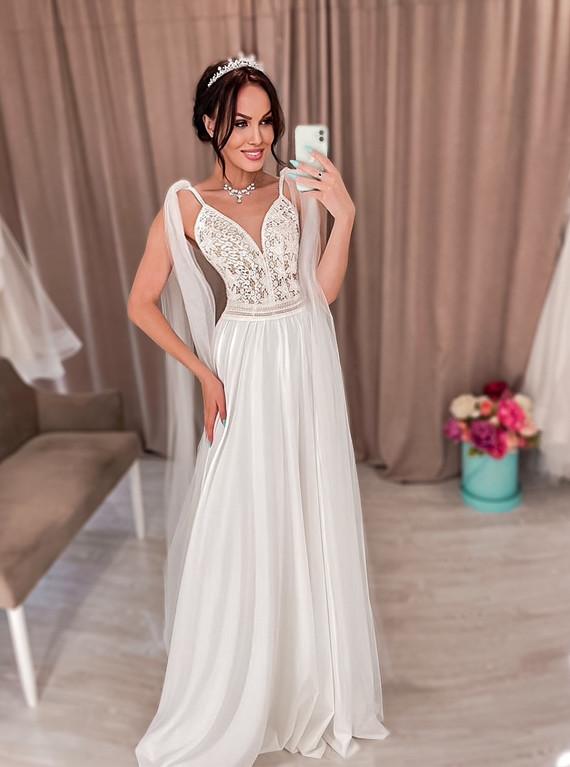Свадебное платье Одета Веддинг 1345
