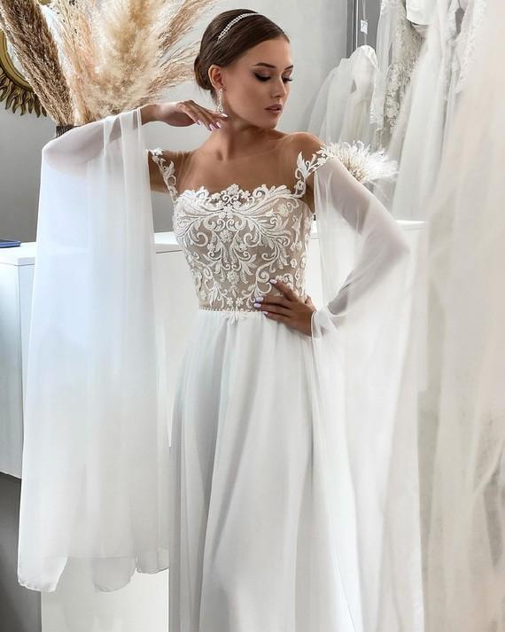 Свадебное платье Челси бридал 1