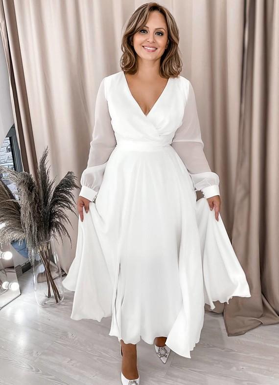 Свадебное платье Кристалл 1255