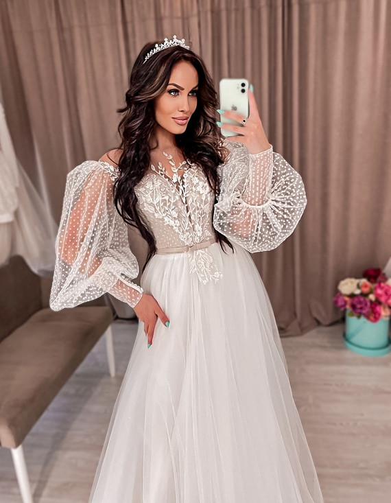Свадебное платье Гучи Веддинг 1341