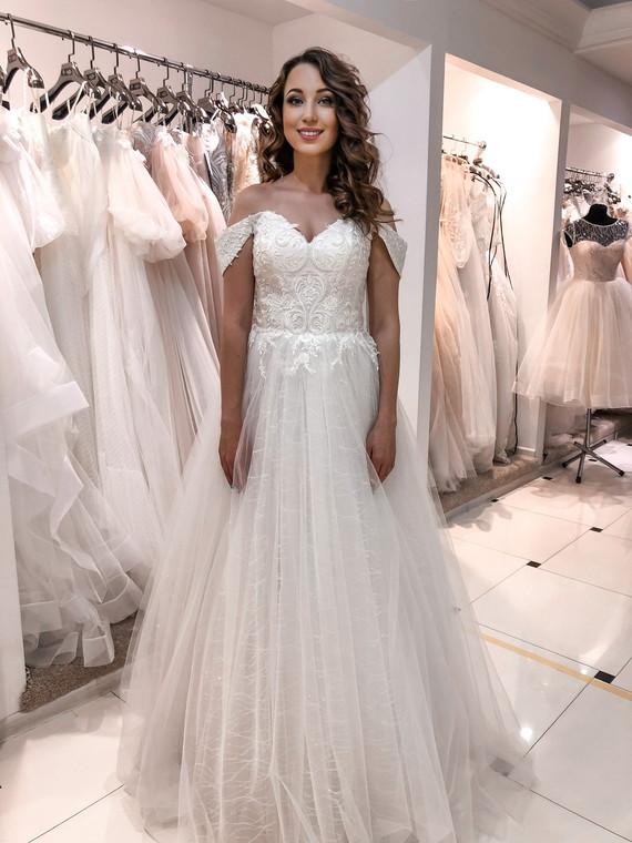 Свадебное платье Алина споса 1297
