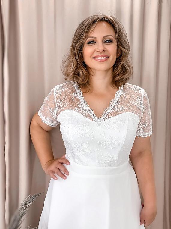Свадебное платье Кристалл 1377