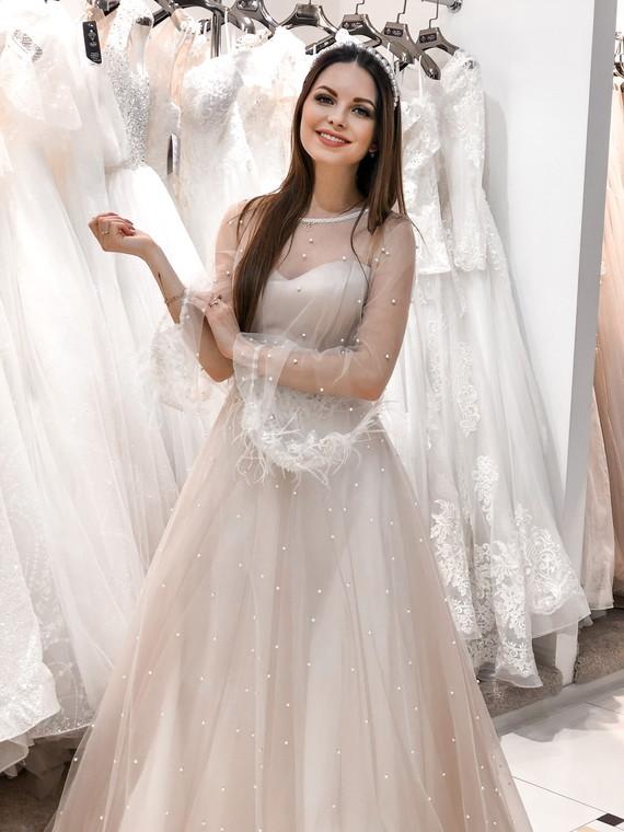 Платье Мила бридал 1308