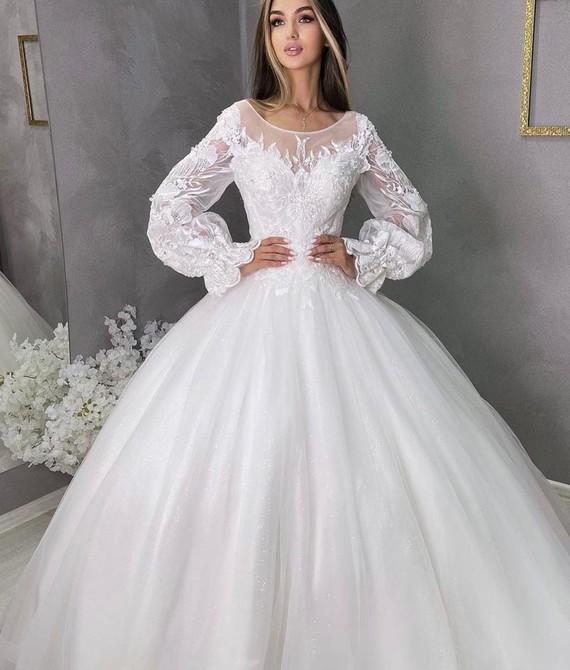 Свадебное платье Мариолла 1258
