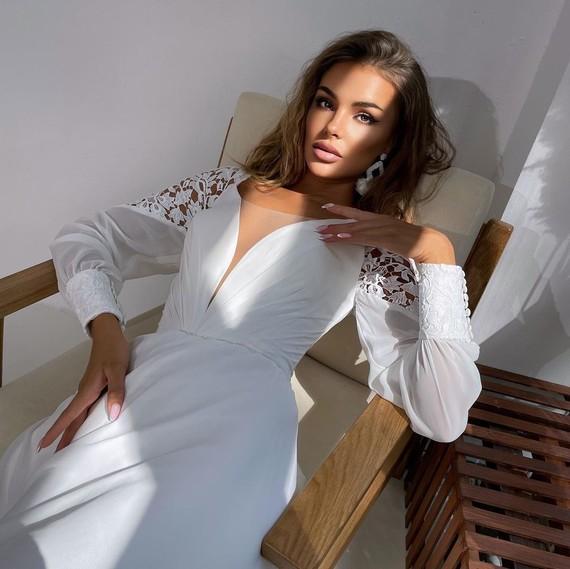 Свадебное платье Челси бридал 3