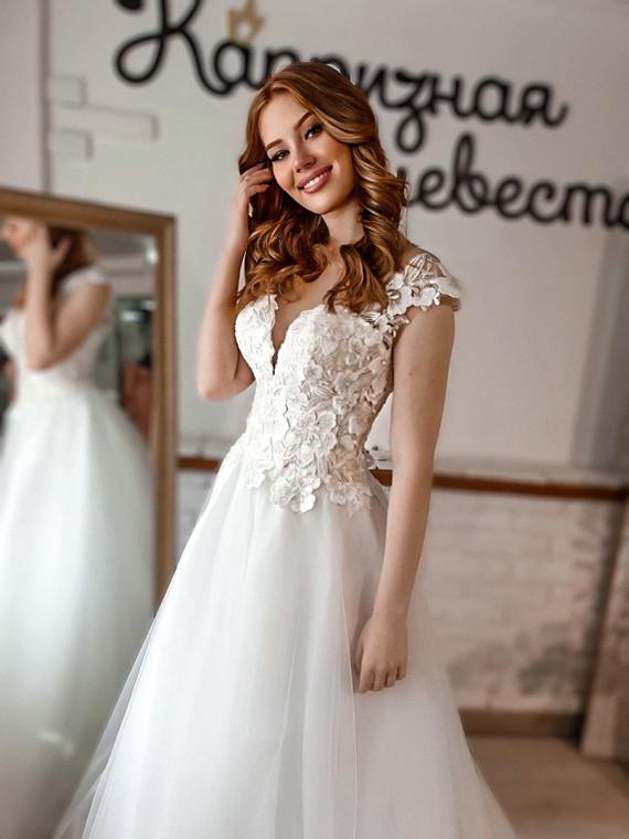 Свадебное платье Алина споса 1318
