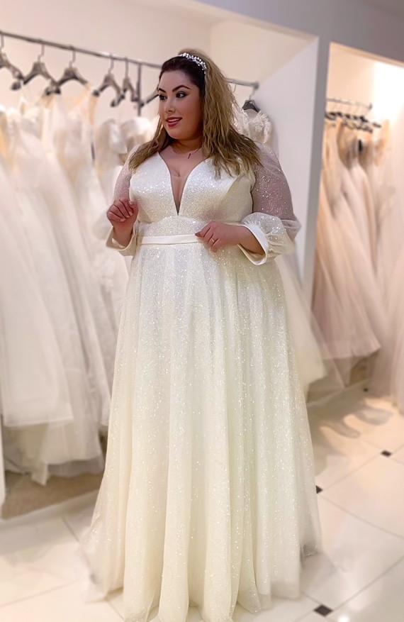 Свадебное платье Инесса споса 1416
