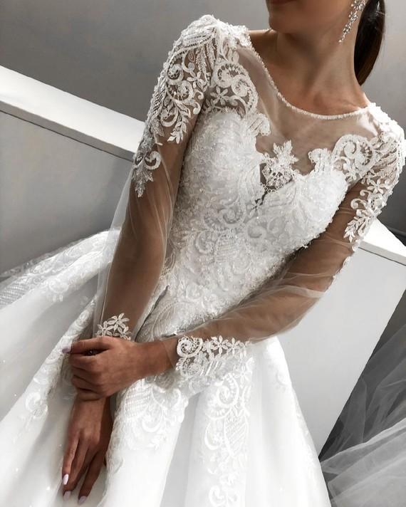 Свадебное платье Мариолла 1256