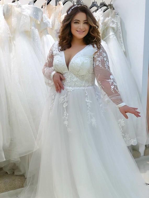 Свадебное платье Челси бридал 1550