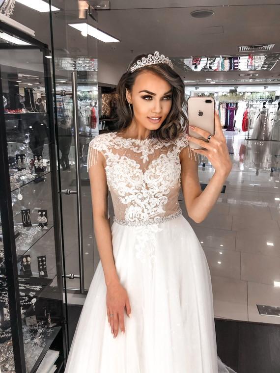 Свадебное платье Мариолла 1316