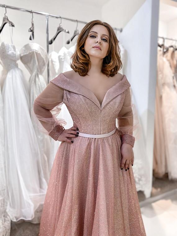 Платье вечернее Инесса споса 1307
