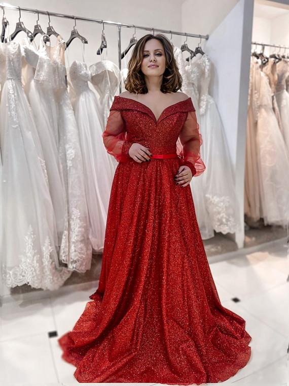 Платье вечернее Инесса споса 1301