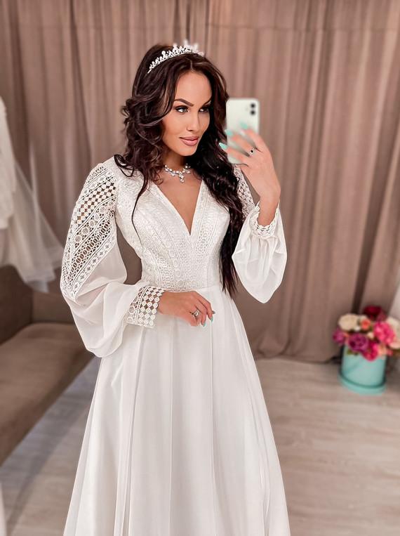 Свадебное платье Гучи Веддинг 1352