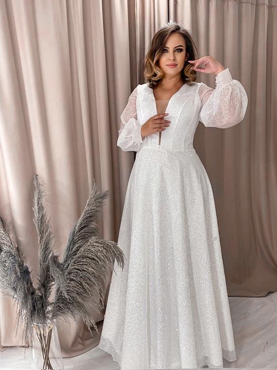 Свадебное платье Инесса споса 1374