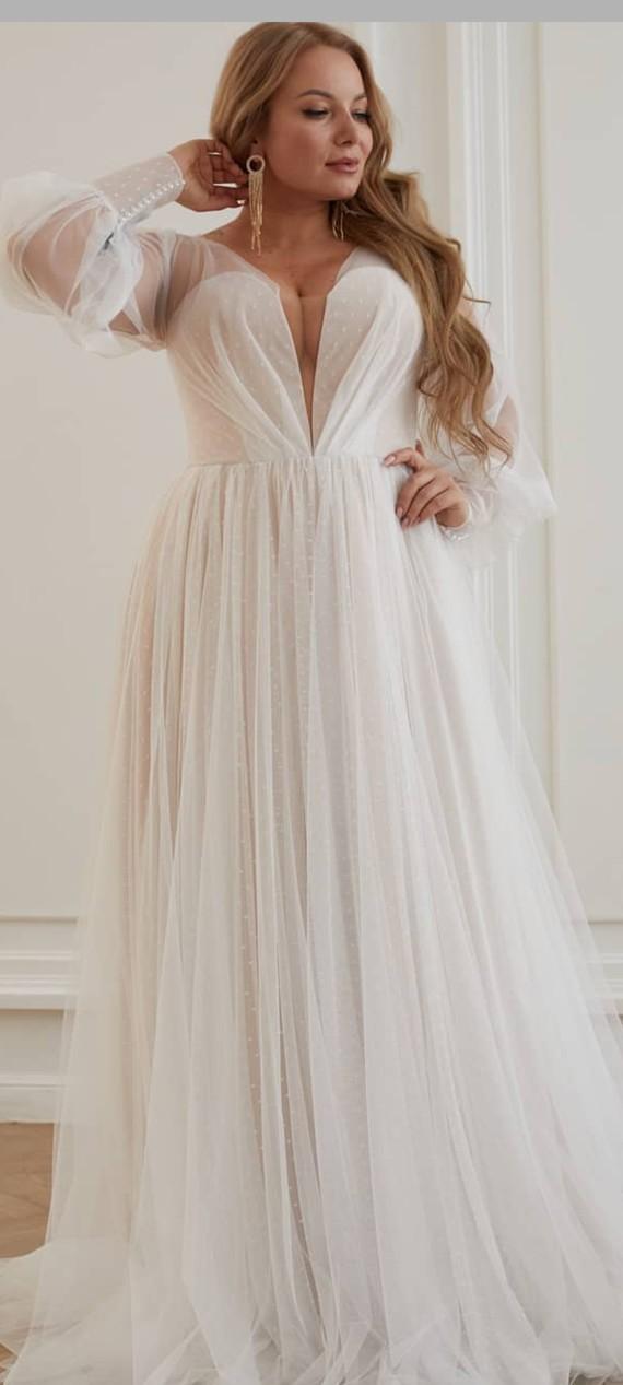 Свадебное платье Миранова 1246