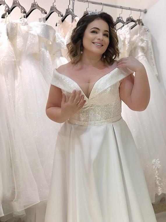 Свадебное платье Одета веддинг 1547