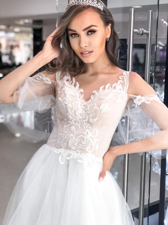 Свадебное платье Одета Веддинг 1326