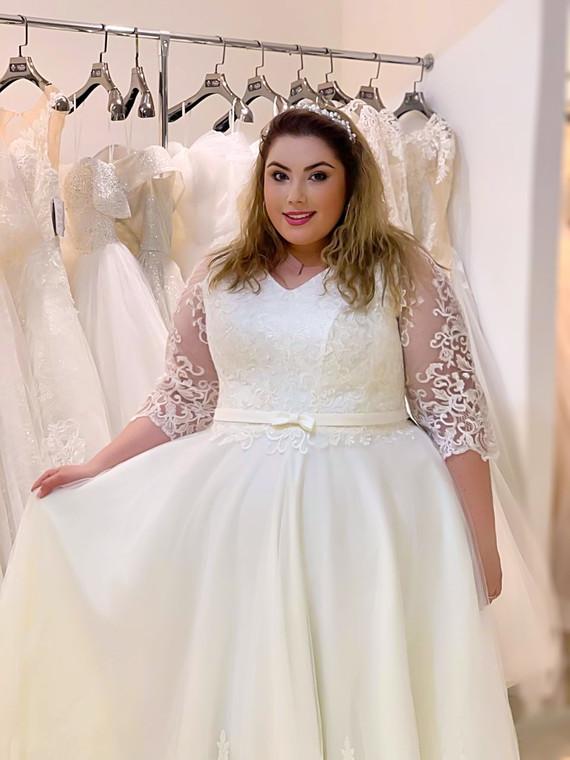 Свадебное платье Голант 1413