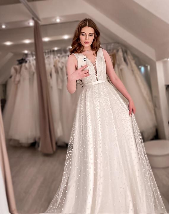 Свадебное платье Одета Веддинг 1331