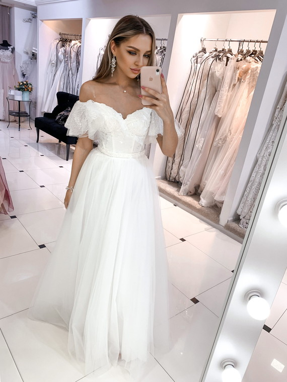 Свадебное платье Челси Бридал 1314