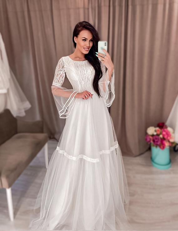 Свадебное платье Алина споса 1339