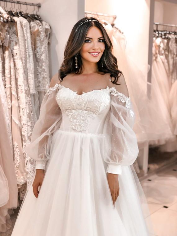 Свадебное платье Челси бридал 1296