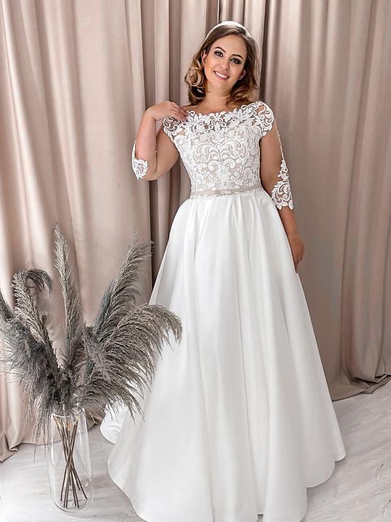Свадебное платье Гучи Веддинг 1391