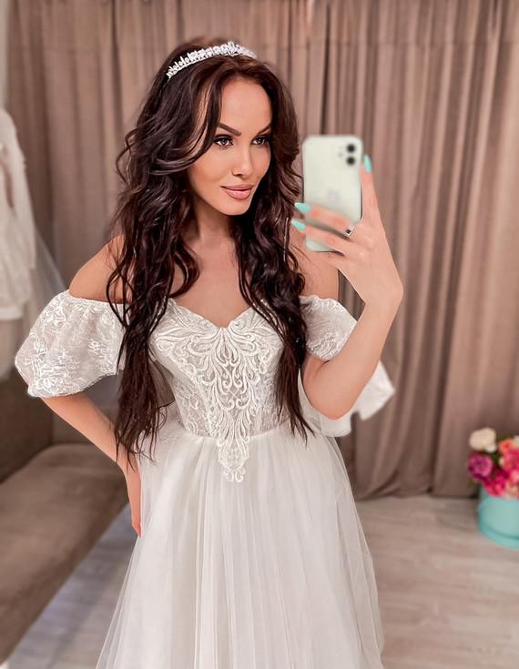 Свадебное платье Голант 1372