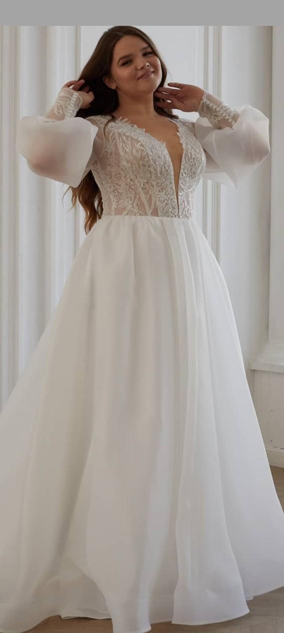 Свадебное платье Миранова 1245