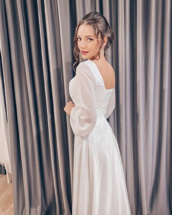 Свадебное платье Гучи веддинг 1239