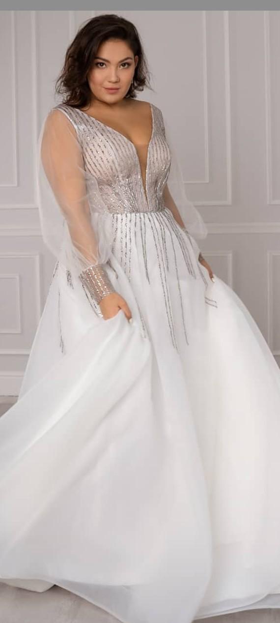 Свадебное платье Миранова 1244