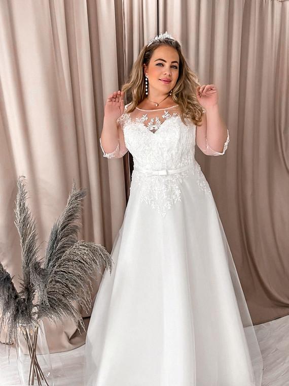 Свадебное платье Алина споса 1397