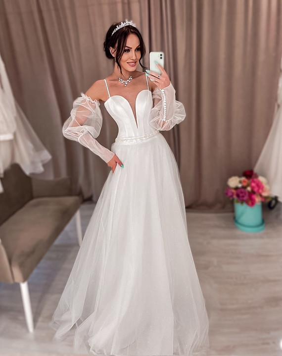 Свадебное платье Одета Веддинг 1344