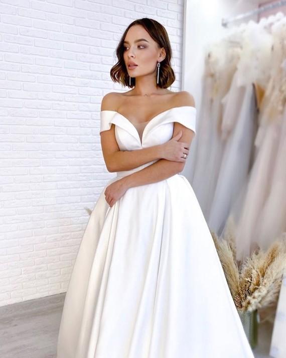 Свадебное платье Челси бридал 1570