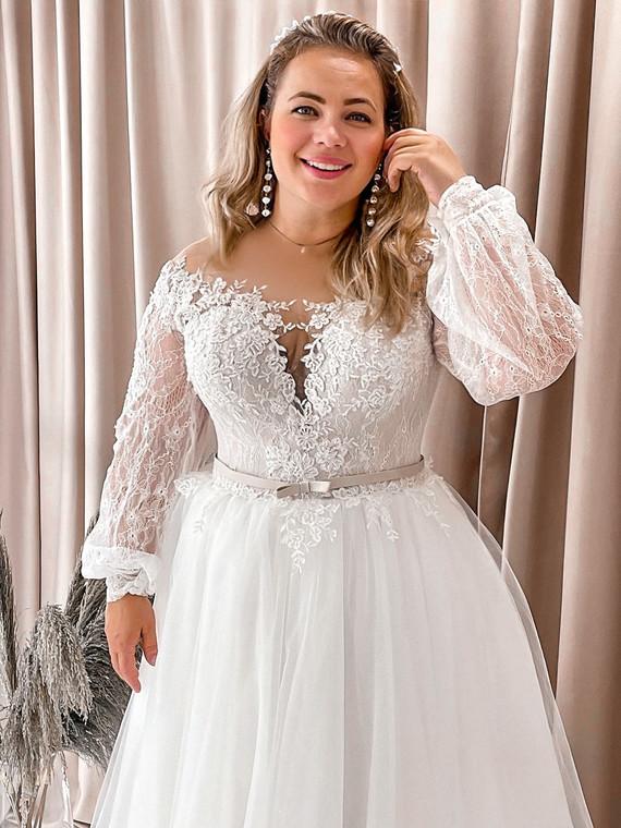 Свадебное платье Гучи Веддинг 1435
