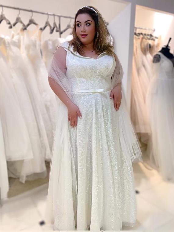 Свадебное платье Инесса споса 1422