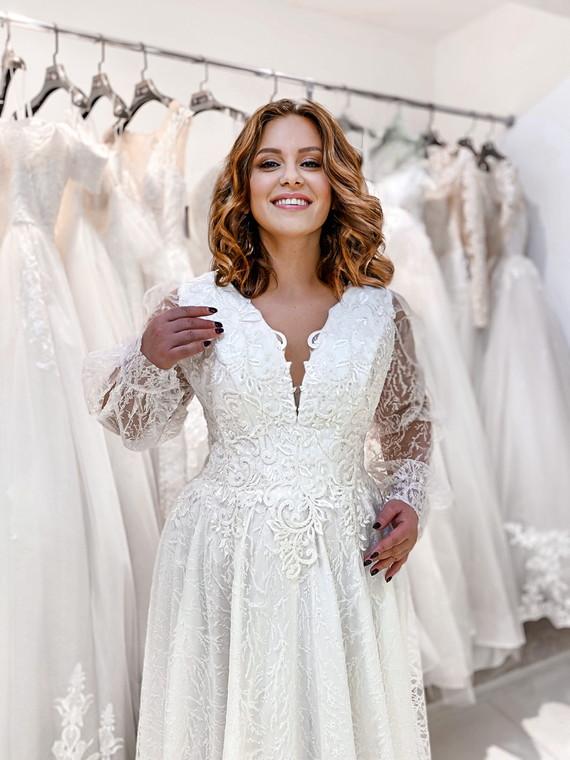Свадебное платье Инесса споса 1418