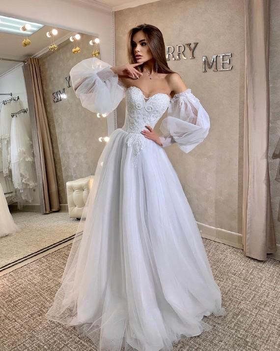 Свадебное платье Челси бридал 1568