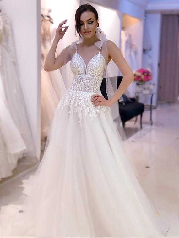Свадебное платье Алина споса 1289