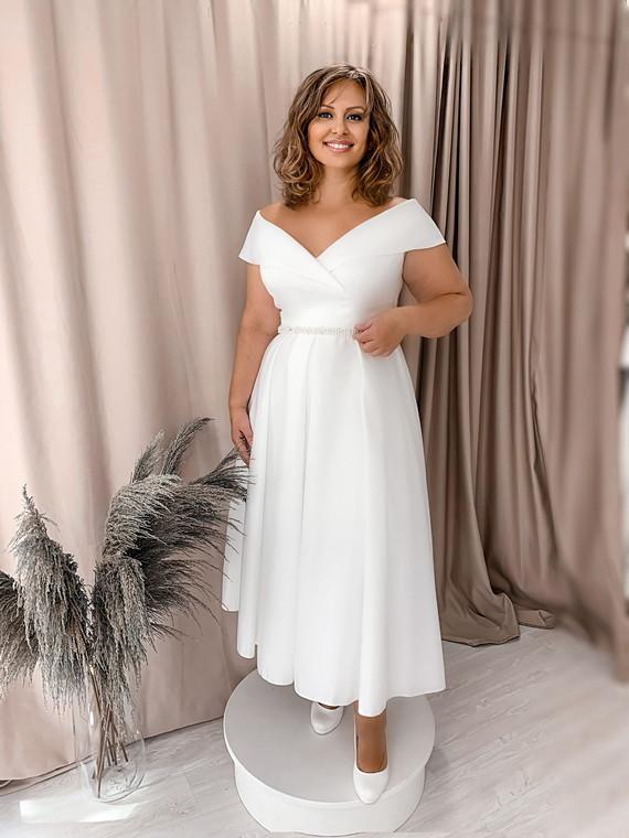 Свадебное платье Vip 1451
