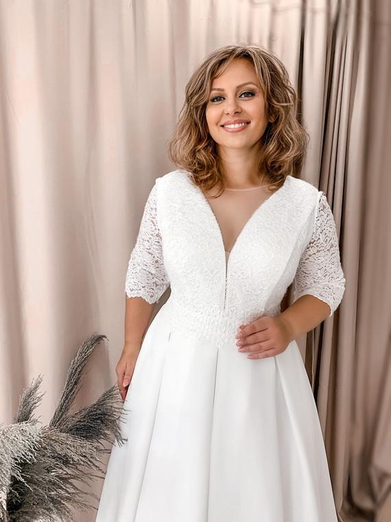 Свадебное платье Кристалл 1456