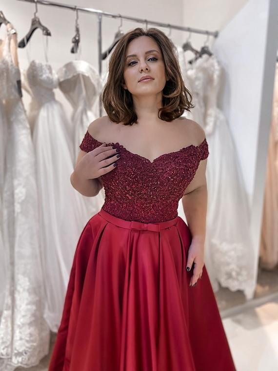 Платье вечернее Инесса споса 1305