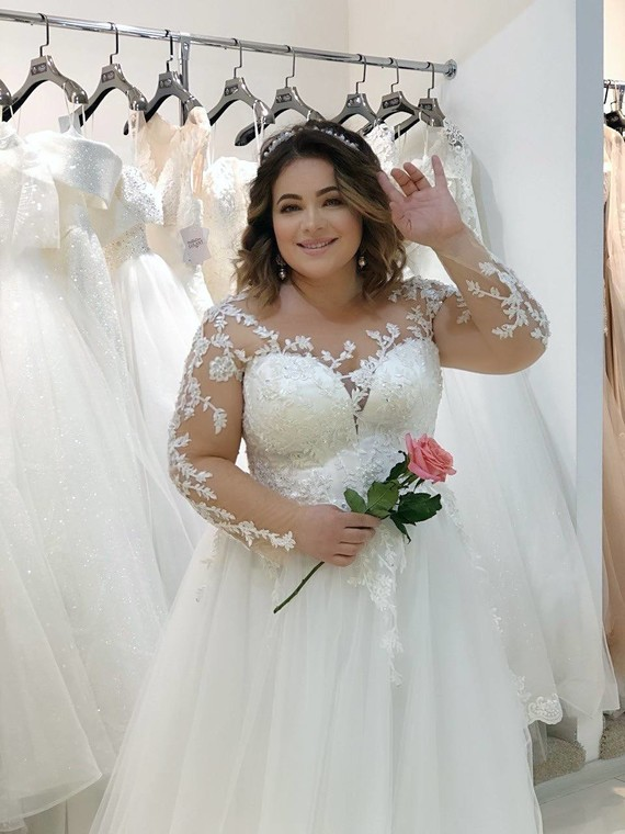 Свадебное платье Челси бридал 1549